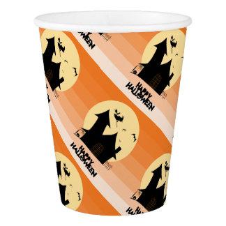 """""""Happy Halloween"""" Paper Cup"""