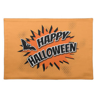 Happy Halloween Placemat