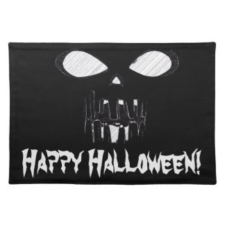 Happy Halloween Placemats