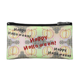 Happy Halloween! Playfully-Patterned Accessory Bag