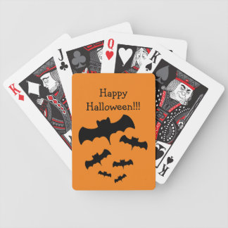 Happy Halloween Playing cards Bicycle Playing Cards