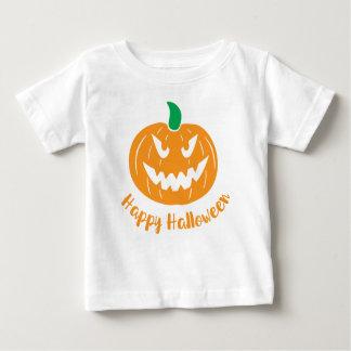 Happy Halloween, Pumpkin Baby T-Shirt