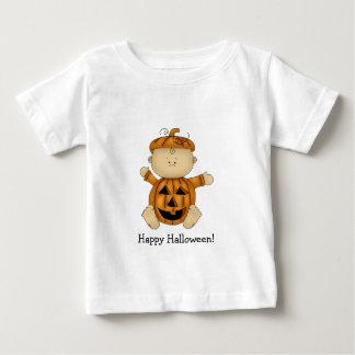 Happy Halloween-Pumpkin Baby Tees