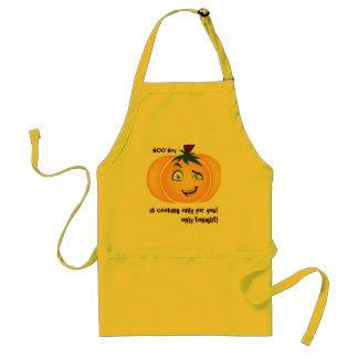 Happy Halloween Pumpkin Boy Aprons
