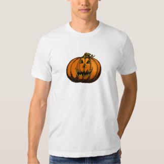 Happy Halloween Pumpkin Doodle Tee Shirt