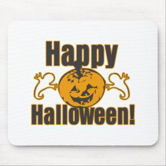 Happy Halloween Pumpkin Ghosts Costume Mouse Pad