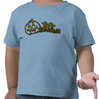 Happy Halloween Pumpkin Jackolantern Tshirts