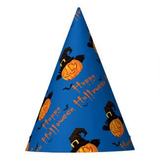 Happy Halloween - Pumpkin Party Hat