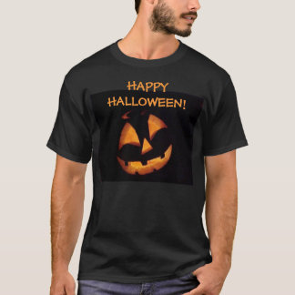 Happy Halloween Pumpkin Shirt