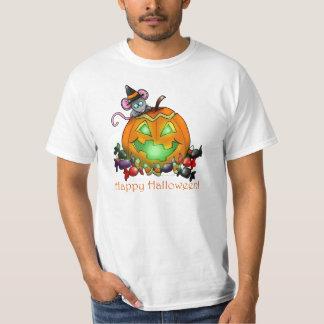 Happy Halloween Pumpkin Shirt