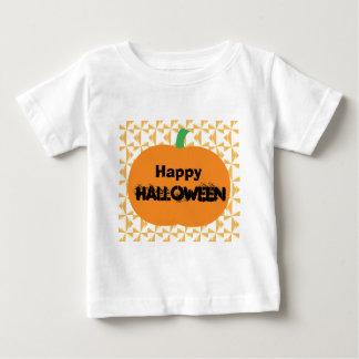 Happy Halloween Pumpkin Smiley Tees