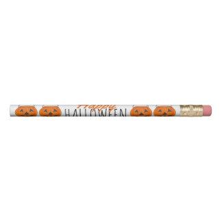 Happy Halloween Pumpkin Trick-or-Treat Gift Pencil