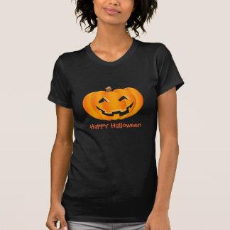 Happy Halloween Pumpkin T Shirts