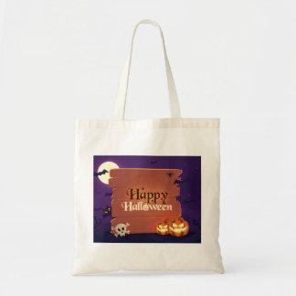 Happy Halloween Pumpkins Skeleton and Bats!