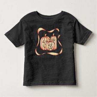 Happy Halloween Pumpkins Toddler T-Shirt