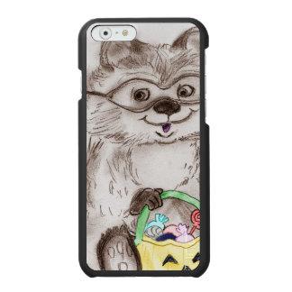 Happy Halloween Raccoon Incipio Watson™ iPhone 6 Wallet Case