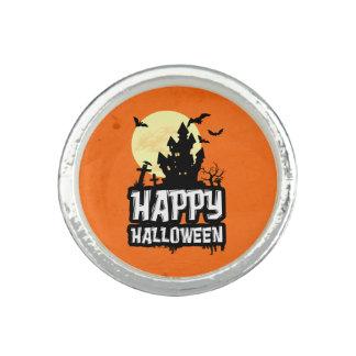 Happy Halloween Ring