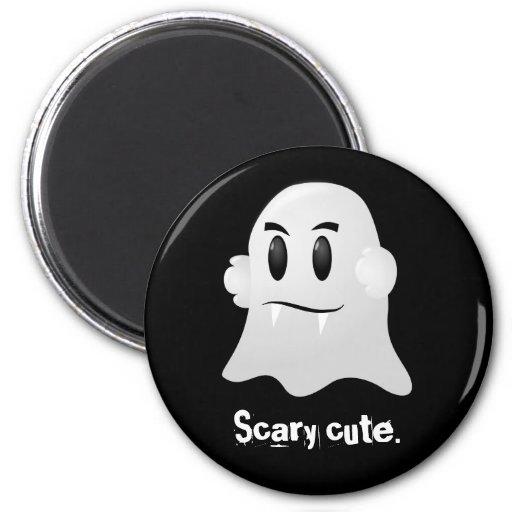 Happy Halloween scary cute kawaii vampire ghost Magnets