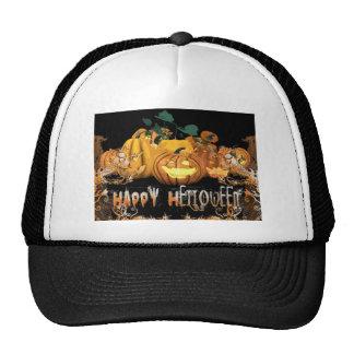 happy halloween shirt cap