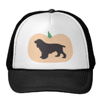 Happy Halloween Springer Spaniel Cap