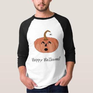 Happy Halloween! Startled Pumpkin Shirt