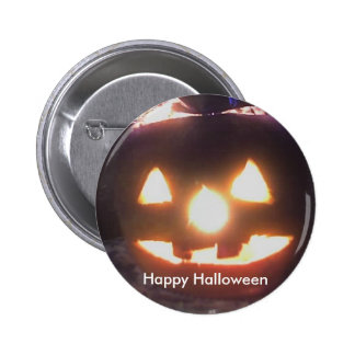 Happy Halloween Swede Pinback Button