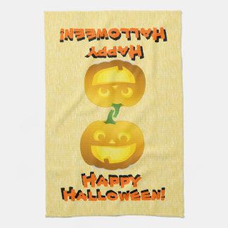 Happy Halloween! Hand Towel