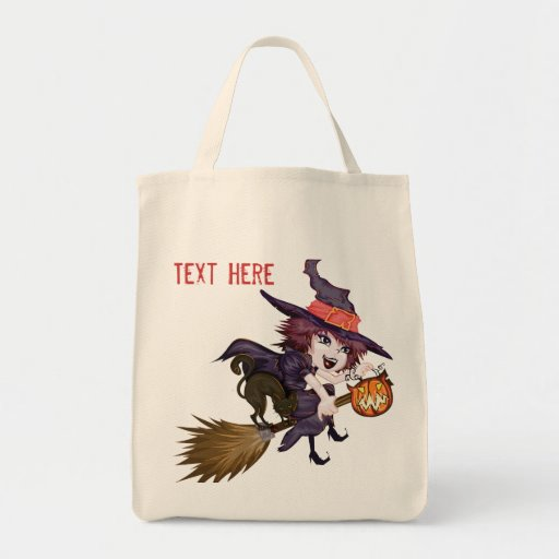 Happy Halloween Tote and Carry Bag