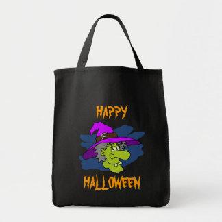 HAPPY HALLOWEEN CANVAS BAG