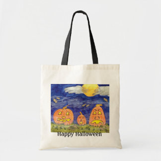 Happy Halloween Tote Budget Tote Bag