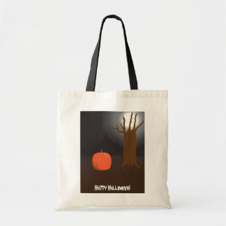 Happy Halloween! Treat Tote Budget Tote Bag