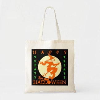 Happy Halloween! Trick or Treat! Bag 3 Budget Tote Bag