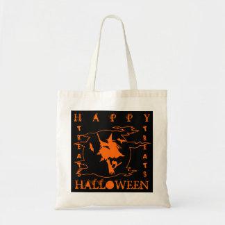Happy Halloween! Trick or Treat! Bag 5 Budget Tote Bag