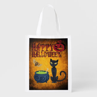 Happy Halloween Trick or Treat Candy Bag