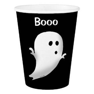 happy halloween (white ghost)