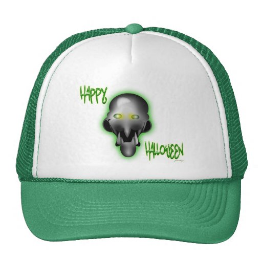 Happy Halloween Witch Hat