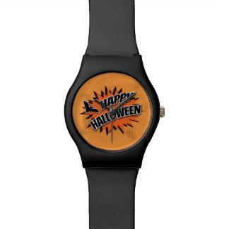 Happy Halloween Wristwatch