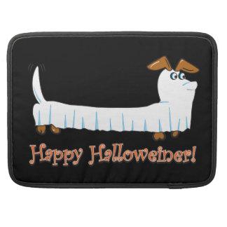 Happy-Halloweiner Sleeve For MacBooks