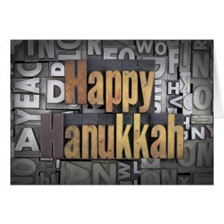 Happy Hanukkah 3 Greeting Cards