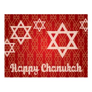 Happy Hanukkah - Chanukah Card Postcard