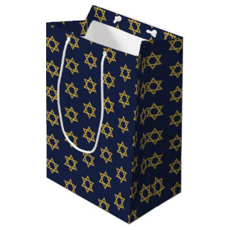 Happy Hanukkah Chanukah Holiday Gift Bag