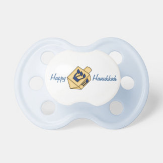 Happy Hanukkah-Cute Dreidel Dummy