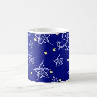 Happy Hanukkah. Elegant Festive Design Mugs