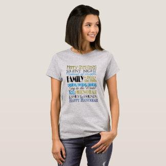 Happy Hanukkah Family And Friends T-Shirt