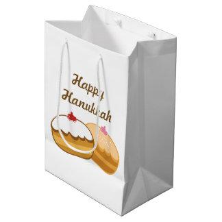 Happy Hanukkah Gift Bag Medium Gift Bag
