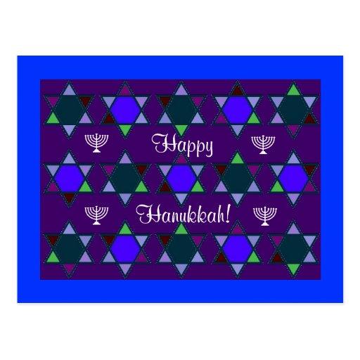 Happy  Hanukkah! Postcards