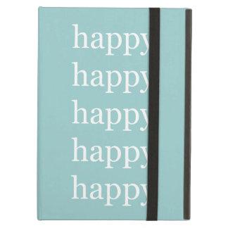 Happy Happy iPad Cases
