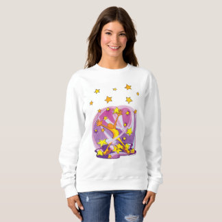Happy-Happy-Joy-Joy Stargazer!! Sweatshirt