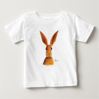 Happy Hare / Rabbit ' GOLDEN JELLY BEAN ' Baby T-Shirt