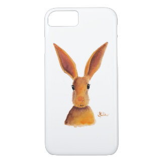 Happy Hare / Rabbit ' GOLDEN JELLY BEAN ' iPhone 8/7 Case